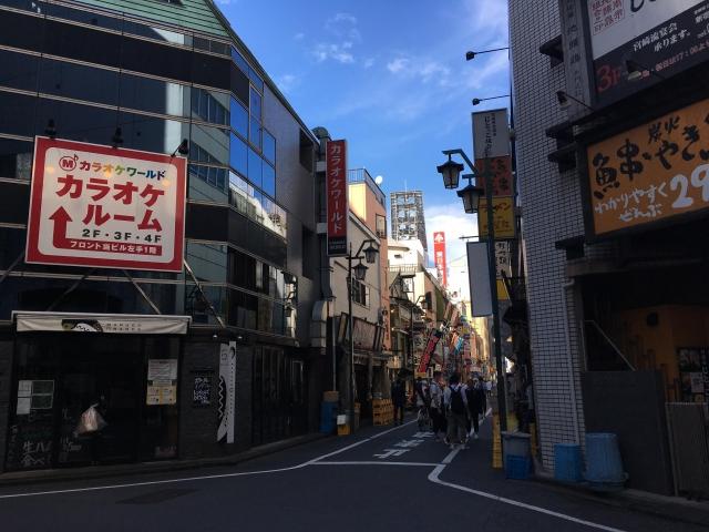 新宿区内藤町