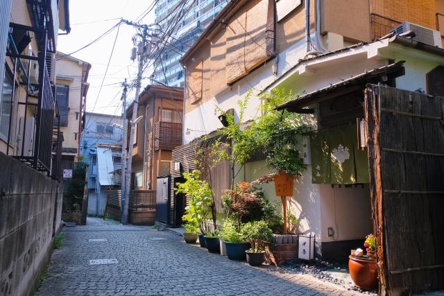新宿区神楽坂