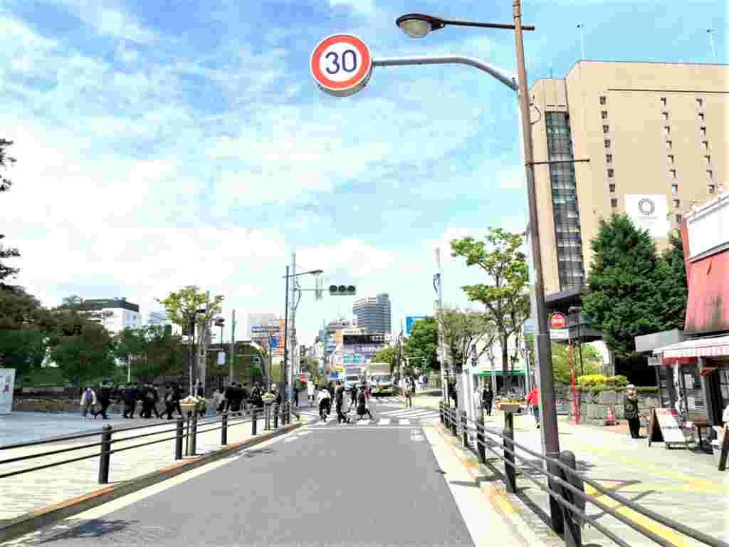 千代田区富士見