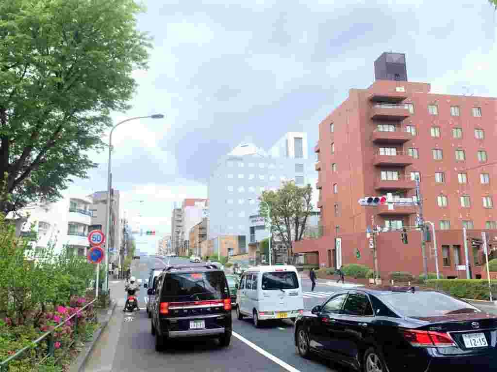 渋谷区上原