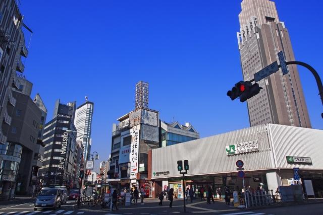渋谷区代々木