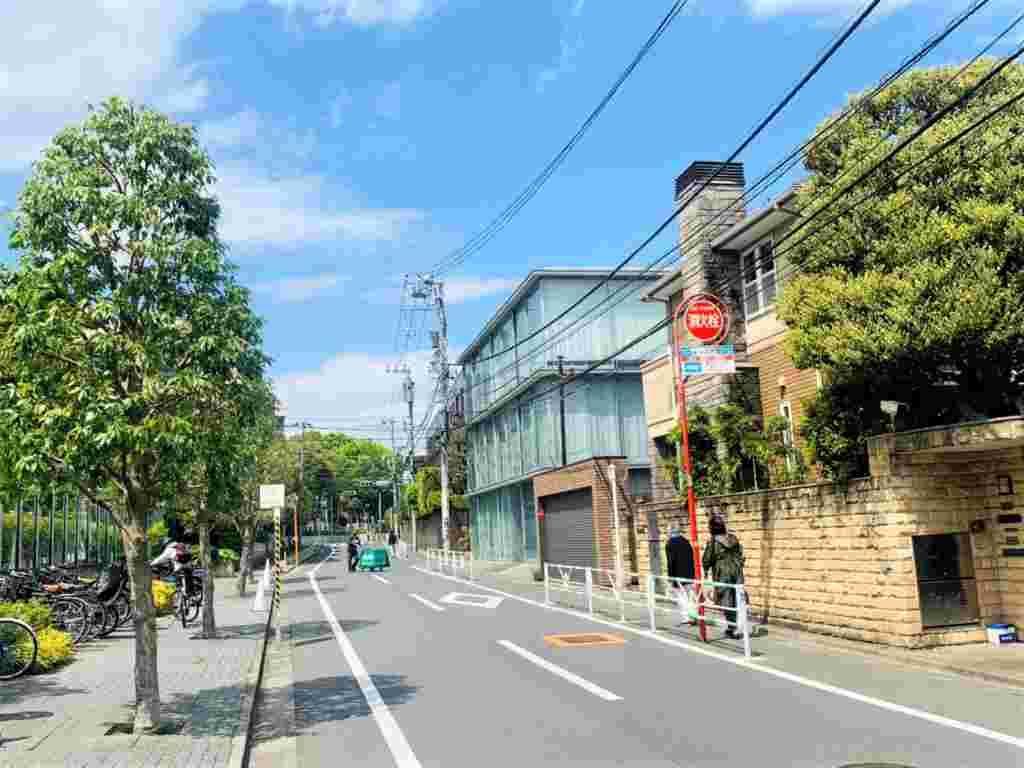 渋谷区猿楽町