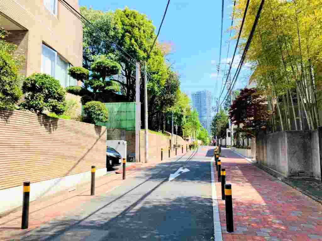 渋谷区松濤