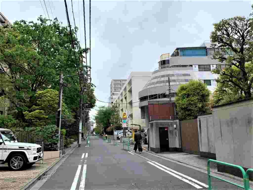 千代田区四番町