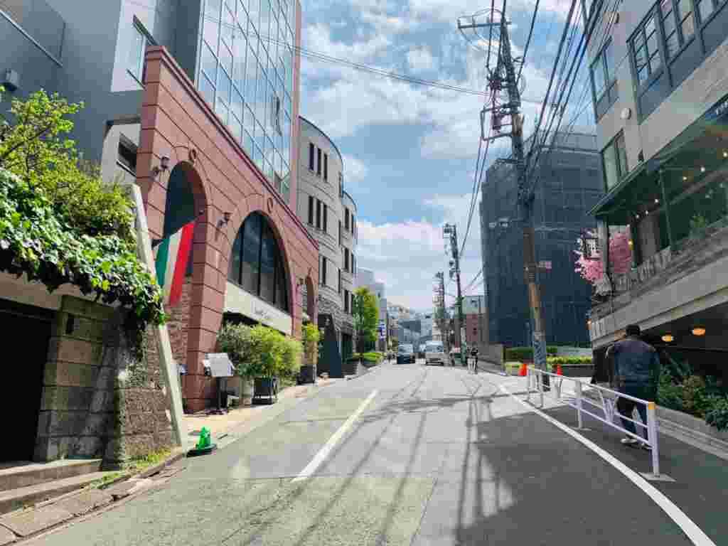 渋谷区恵比寿南