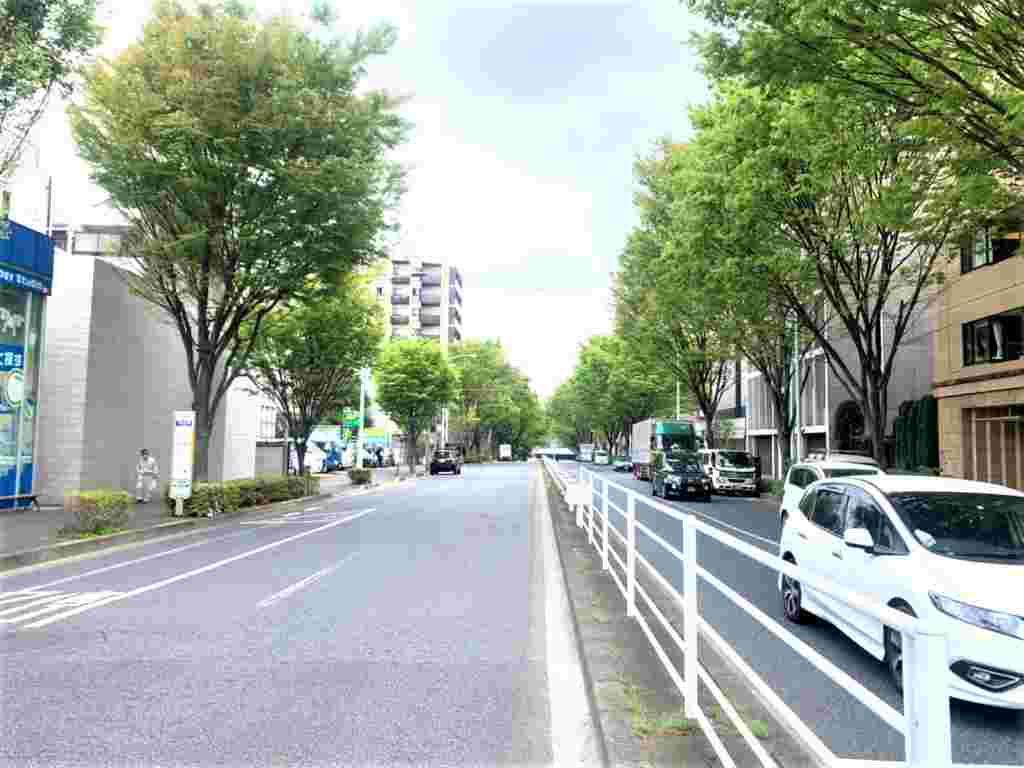 渋谷区大山町