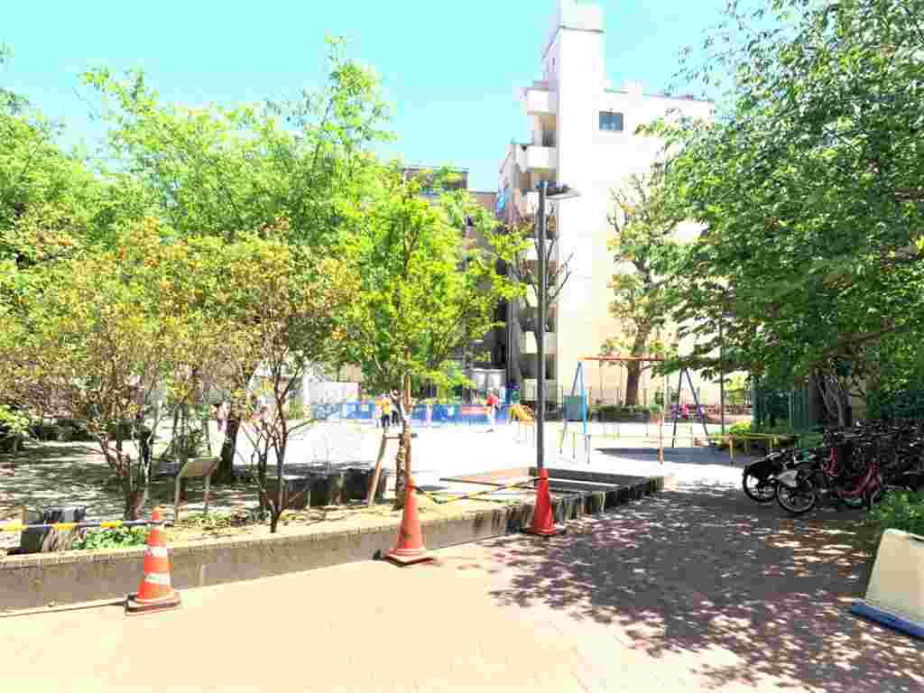 西神田公園