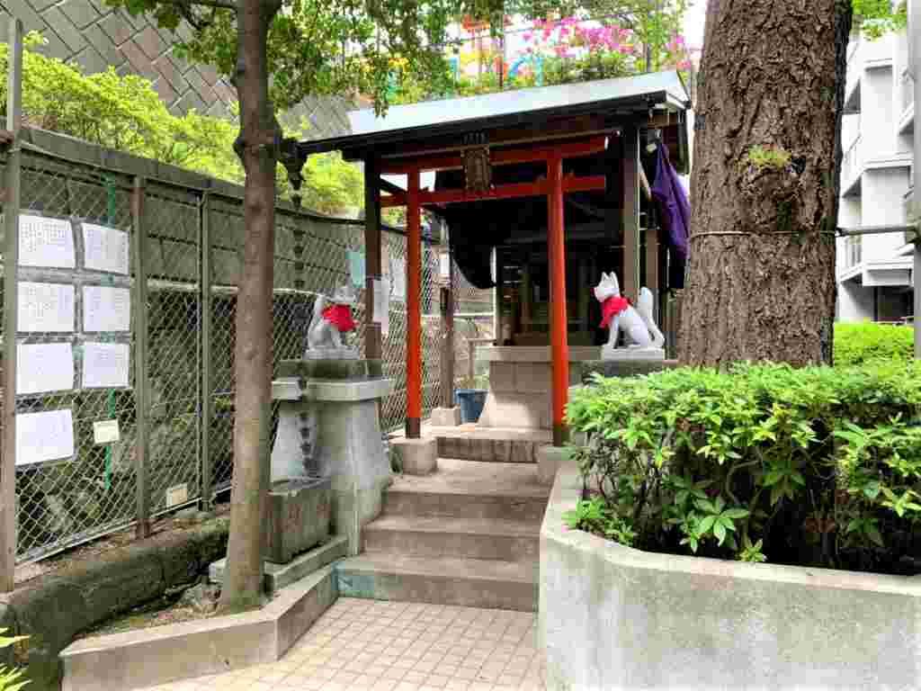 白菊稲荷神社