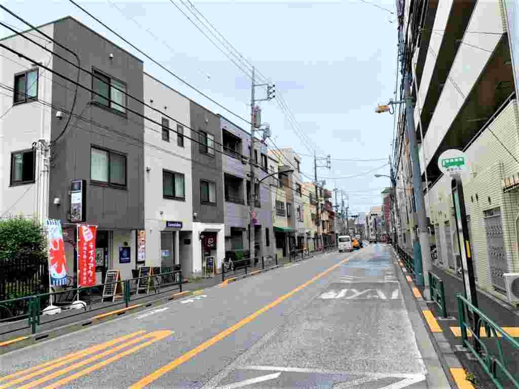 台東区上野桜木