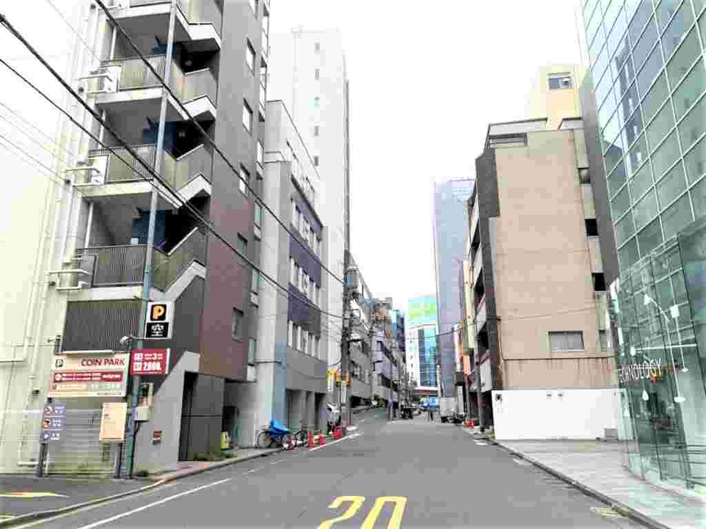千代田区神田佐久間町