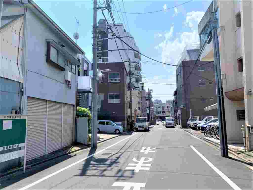 台東区東浅草