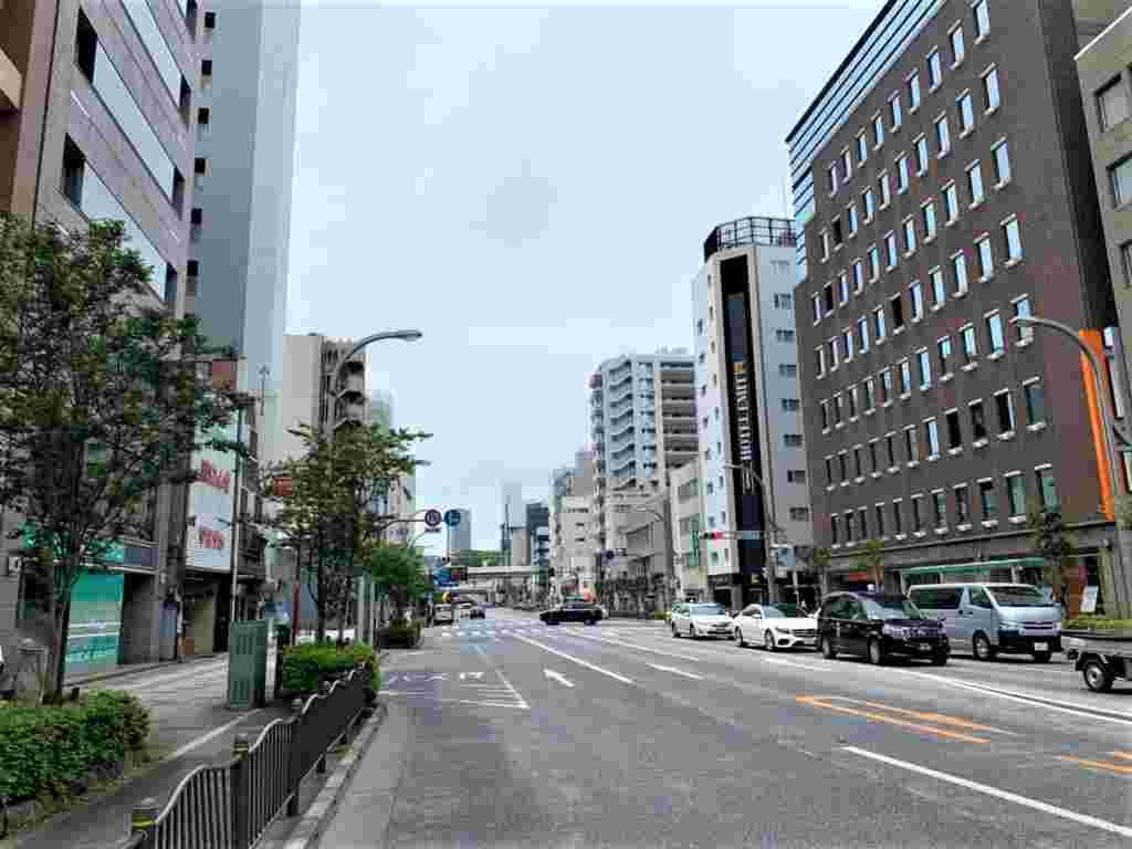 台東区東上野