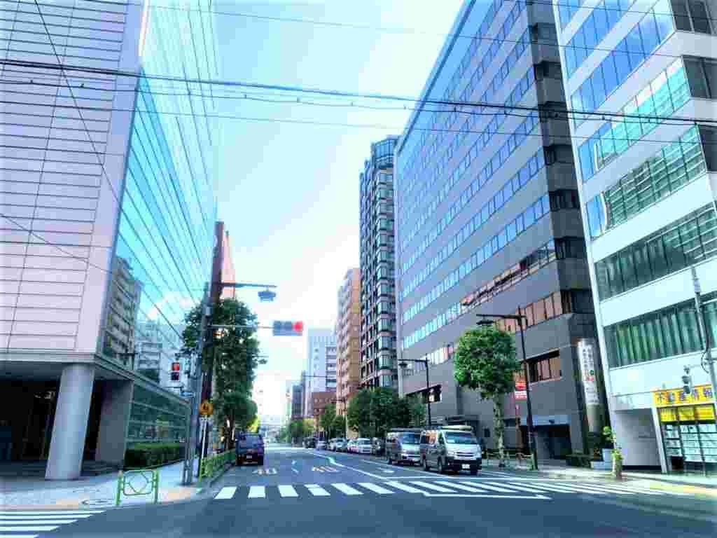 中央区日本橋久松町