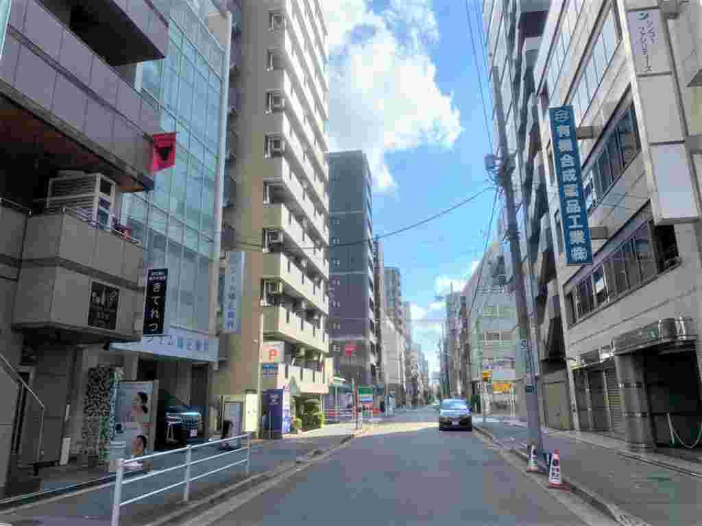 中央区日本橋富沢町