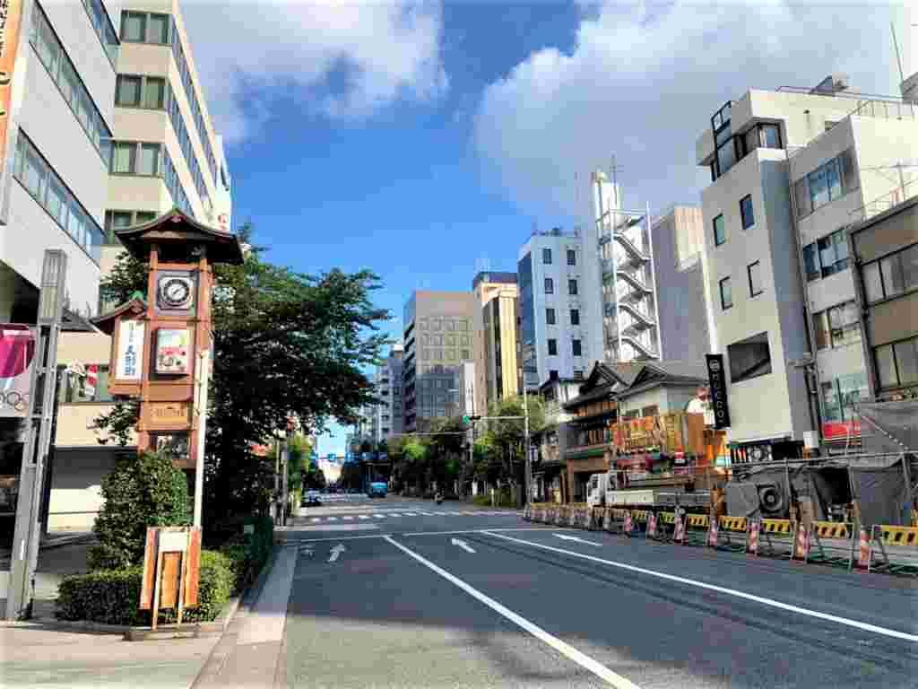 中央区日本橋人形町
