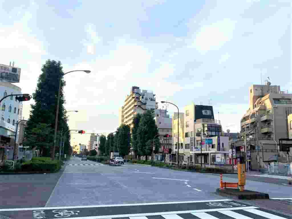豊島区要町